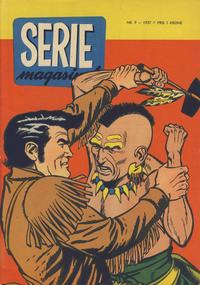 Cover Thumbnail for Seriemagasinet (Serieforlaget / Se-Bladene / Stabenfeldt, 1951 series) #9/1957