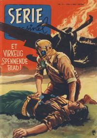 Cover Thumbnail for Seriemagasinet (Serieforlaget / Se-Bladene / Stabenfeldt, 1951 series) #13/1956