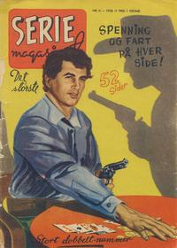 Cover Thumbnail for Seriemagasinet (Serieforlaget / Se-Bladene / Stabenfeldt, 1951 series) #10/1956