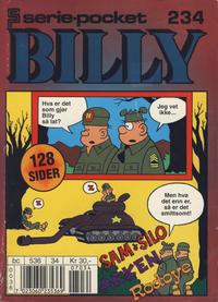 Cover Thumbnail for Serie-pocket (Hjemmet / Egmont, 1998 series) #234 [Reutsendelse]