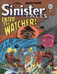 Cover Thumbnail for Sinister Tales (Alan Class, 1964 series) #55