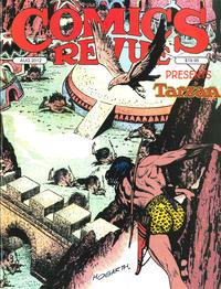 Cover for Comics Revue (Manuscript Press, 1985 series) #315-316