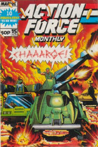 Cover Thumbnail for Action Force Monthly (Marvel UK, 1988 series) #15