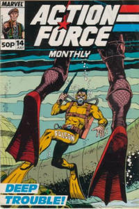 Cover Thumbnail for Action Force Monthly (Marvel UK, 1988 series) #14