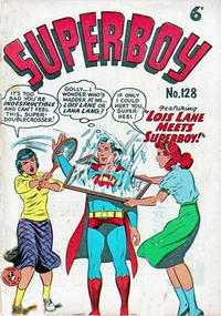 Cover Thumbnail for Superboy (K. G. Murray, 1949 series) #128