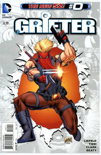 Cover Thumbnail for Grifter (DC, 2011 series) #0