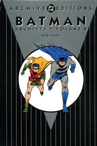 Cover Thumbnail for Batman Archives (DC, 1990 series) #8