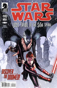 Cover Thumbnail for Star Wars: Lost Tribe of the Sith - Spiral (Dark Horse, 2012 series) #2
