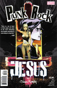 Cover Thumbnail for Punk Rock Jesus (DC, 2012 series) #3
