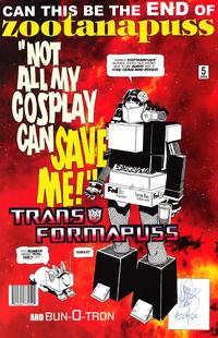 Cover Thumbnail for Zootanapuss (Aardvark-Vanaheim, 2012 series) #5