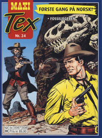 Cover Thumbnail for Maxi Tex (Hjemmet / Egmont, 2008 series) #24