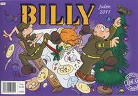 Cover Thumbnail for Billy julehefte (Hjemmet / Egmont, 1970 series) #2011 [Bokhandelutgave]