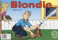 Cover for Blondie (Hjemmet / Egmont, 1941 series) #2011 [Bokhandelutgave]