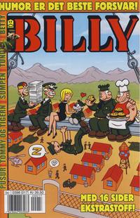 Cover Thumbnail for Billy (Hjemmet / Egmont, 1998 series) #17/2012