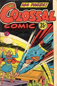 Cover Thumbnail for Colossal Comic (K. G. Murray, 1958 series) #49