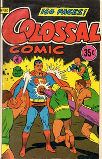 Cover Thumbnail for Colossal Comic (K. G. Murray, 1958 series) #50