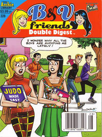 Cover Thumbnail for B&V Friends Double Digest Magazine (Archie, 2011 series) #228 [Newsstand]