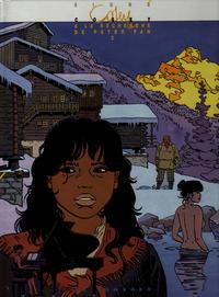 Cover Thumbnail for A la recherche de Peter Pan (Le Lombard, 1984 series) #2 [1998 edition]