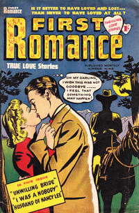 Cover Thumbnail for First Romance (Magazine Management, 1952 series) #9