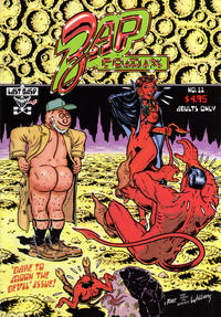 Cover Thumbnail for Zap Comix (Last Gasp, 1982 ? series) #11 [5th print 4.95 USD]
