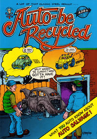 Cover Thumbnail for Auto-be Recycled (Last Gasp, 1980 series)