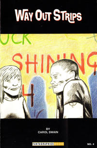 Cover for Way Out Strips (Fantagraphics, 1994 series) #4