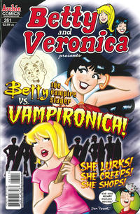 Cover Thumbnail for Betty and Veronica (Archie, 1987 series) #261