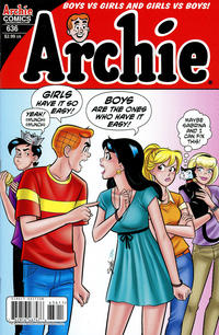 Cover Thumbnail for Archie (Archie, 1959 series) #636