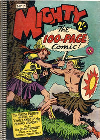 Cover Thumbnail for Mighty The 100-Page Comic! (K. G. Murray, 1957 series) #7