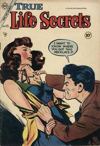 Cover Thumbnail for True Life Secrets (Charlton, 1951 series) #25