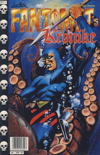 Cover for Fantomets krønike (Semic, 1989 series) #1/1997