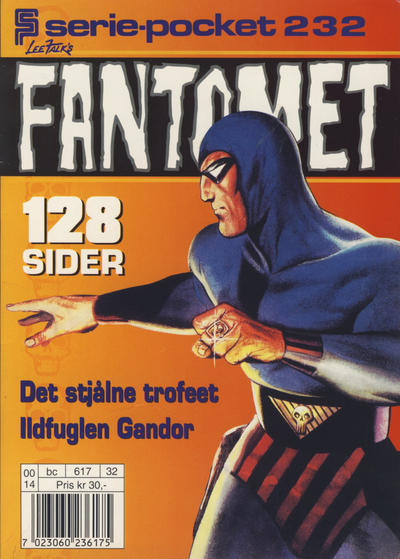 Cover for Serie-pocket (Hjemmet / Egmont, 1998 series) #232