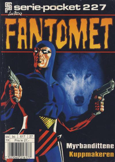 Cover for Serie-pocket (Hjemmet / Egmont, 1998 series) #227 [Reutsendelse]