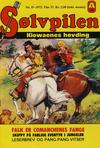 Cover for Sølvpilen (Allers Forlag, 1970 series) #19/1972