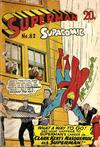 Cover for Superman Supacomic (K. G. Murray, 1959 series) #82