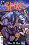 Cover for Spike (Dark Horse, 2012 series) #2