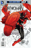 Cover for Batwoman (DC, 2011 series) #0