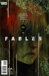 Cover for Fables (DC, 2002 series) #121