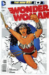 Cover for Wonder Woman (DC, 2011 series) #0