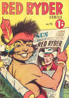 Cover for Red Ryder Comics (Yaffa / Page, 1960 ? series) #12