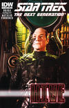 Cover Thumbnail for Star Trek TNG: Hive (2012 series) #1 [Cover B - Photo Cover]