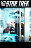 Cover Thumbnail for Star Trek (2011 series) #13 [Cover RI-B Photo]