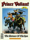 Cover for Prince Valiant (Fantagraphics, 1984 series) #4 - The Menace of the Hun