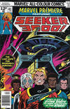 Cover for Marvel Premiere (Marvel, 1972 series) #41 [British price variant]