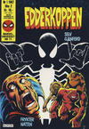 Cover for Edderkoppen (Semic, 1984 series) #1/1987