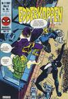 Cover for Edderkoppen (Semic, 1984 series) #2/1987