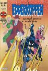 Cover for Edderkoppen (Semic, 1984 series) #3/1987