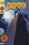 Cover for Edderkoppen (Semic, 1984 series) #2/1989