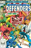 Cover for The Defenders (Marvel, 1972 series) #112 [Direct]