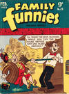 Cover for Family Funnies (Associated Newspapers, 1953 series) #25